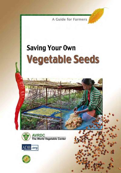 Saving your own vegetable seeds a guide for farmers thumbnail