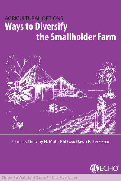 Ways to diversify the smallholder farm chapter 5 of agricultural options for small scale farmers thumbnail