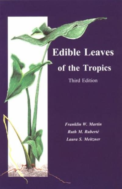 Edible leaves of the tropics thumbnail