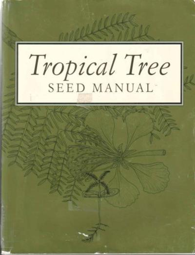 Tropical tree seed manual thumbnail