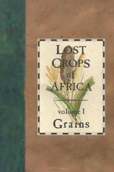 Lost crops of africa vol 1 grains thumbnail