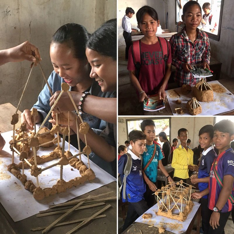 Agriculture Training and Youth Motivation in NW Cambodia