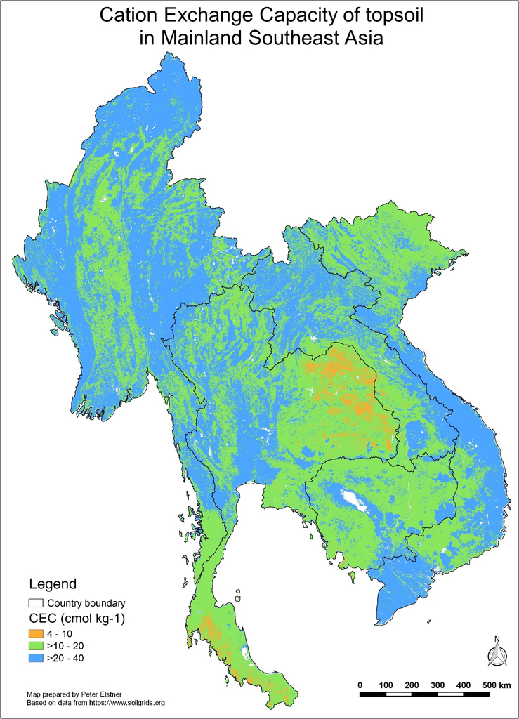 Soils of Mainland Southeast Asia 4