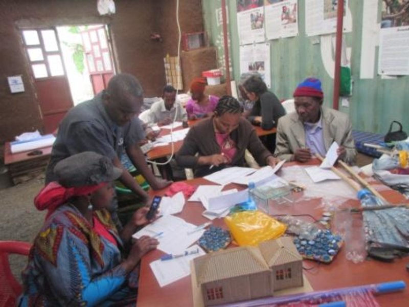 Creative Livelihood Challenge training takes innovative products to market