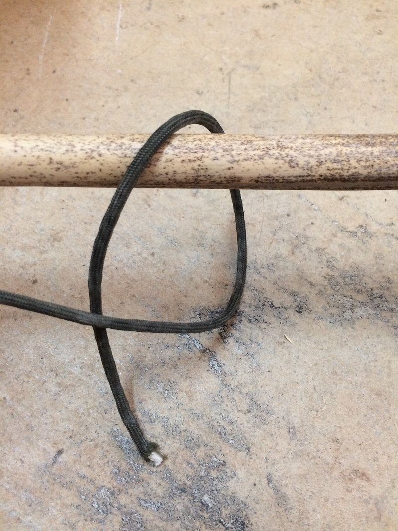 TN92 Timber Hitch image 1