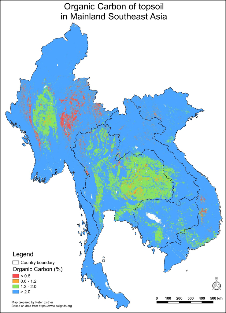 Soils of Mainland Southeast Asia 5