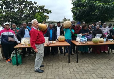 Seed Exchange From Mbeya to Arusha, A Story of James and Jennifer Kahurananga