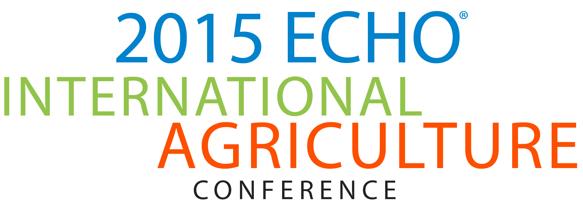 Announcing the 2015 ECHO International Agriculture Conference