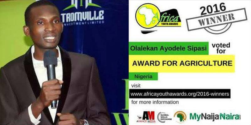 ECHOcommunity Member Spotlight: Sipasi Olalekan Ayodele