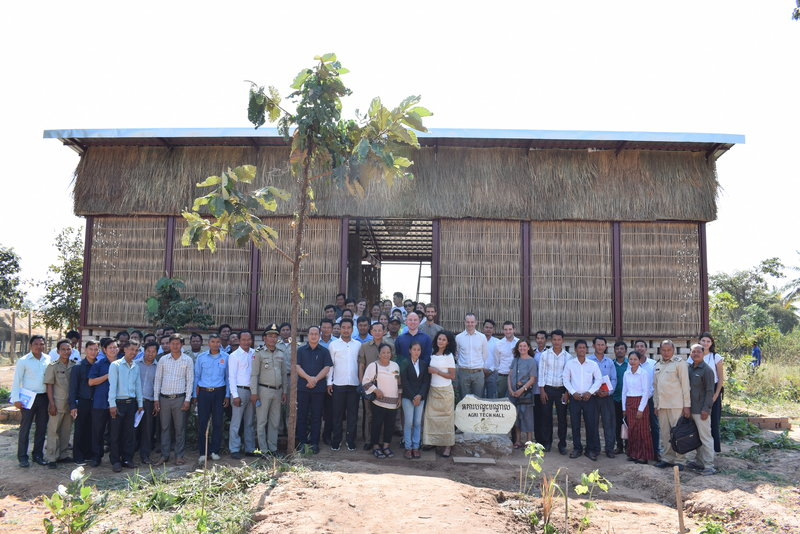 Agriculture Training and Youth Motivation in NW Cambodia - Launch