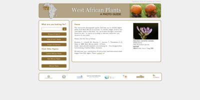 Online resources for plant id: the key to nature interactive guide.