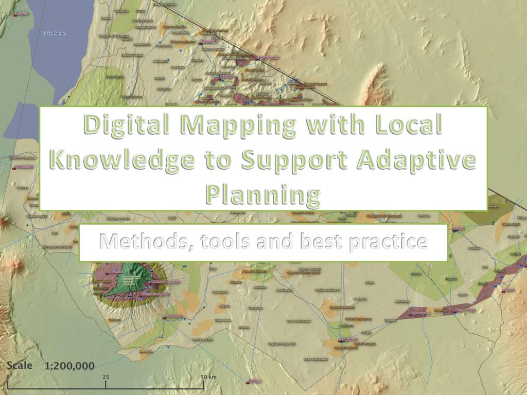 Spatial Mapping with Local Knowledge