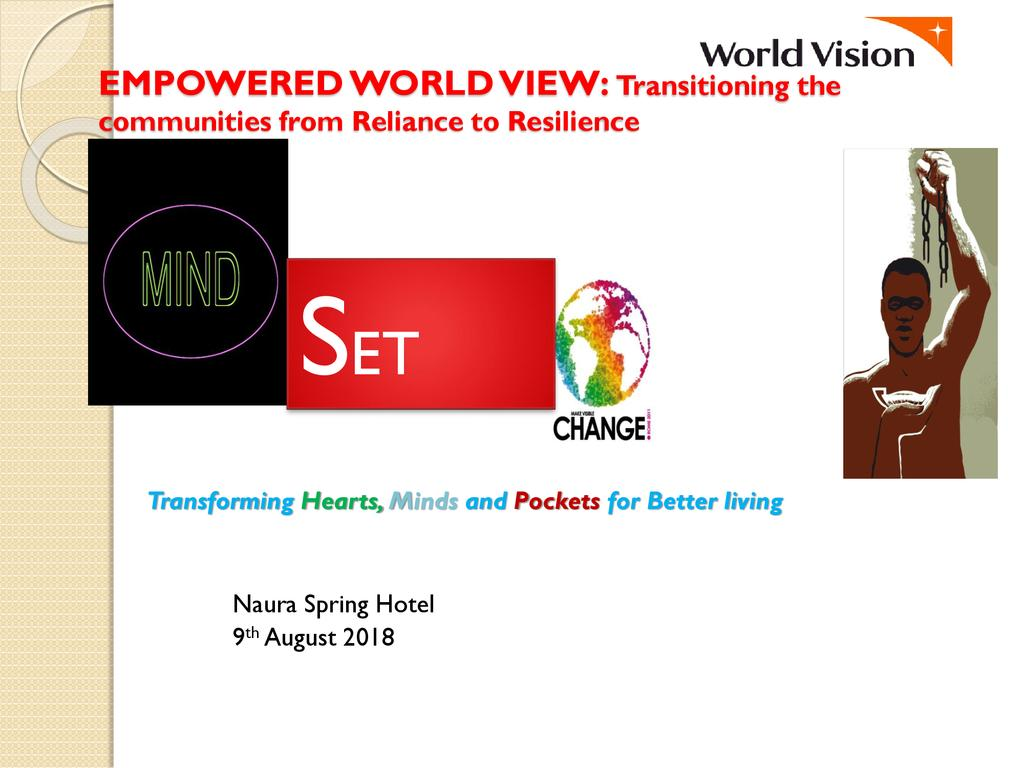 Appreciative Inquiry for successful drylands development /from reliance to resilience