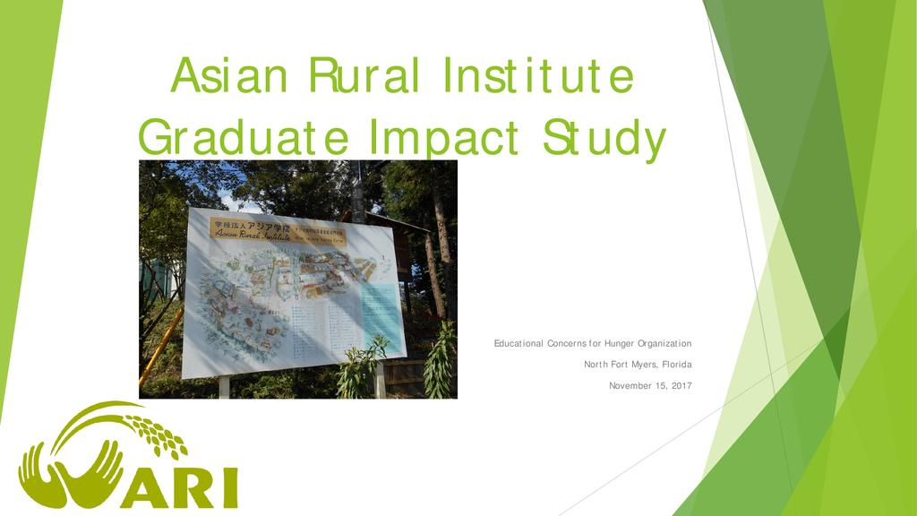Context: Its impact on implementation of agriculture and servant leadership