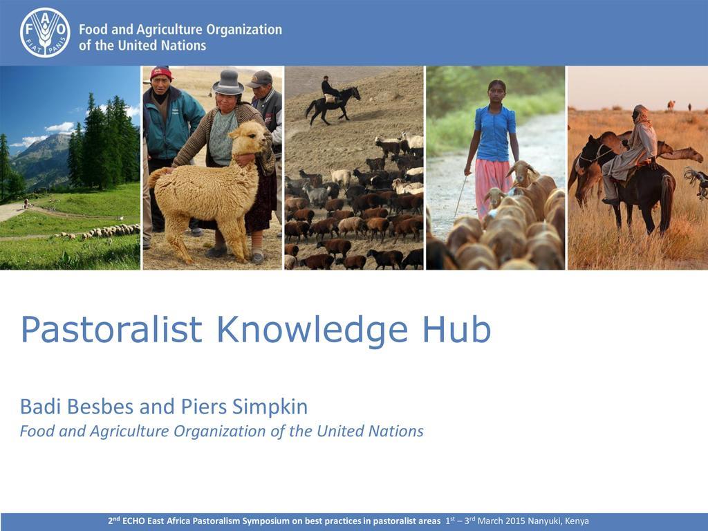 Pastoralist Knowledge Hub
