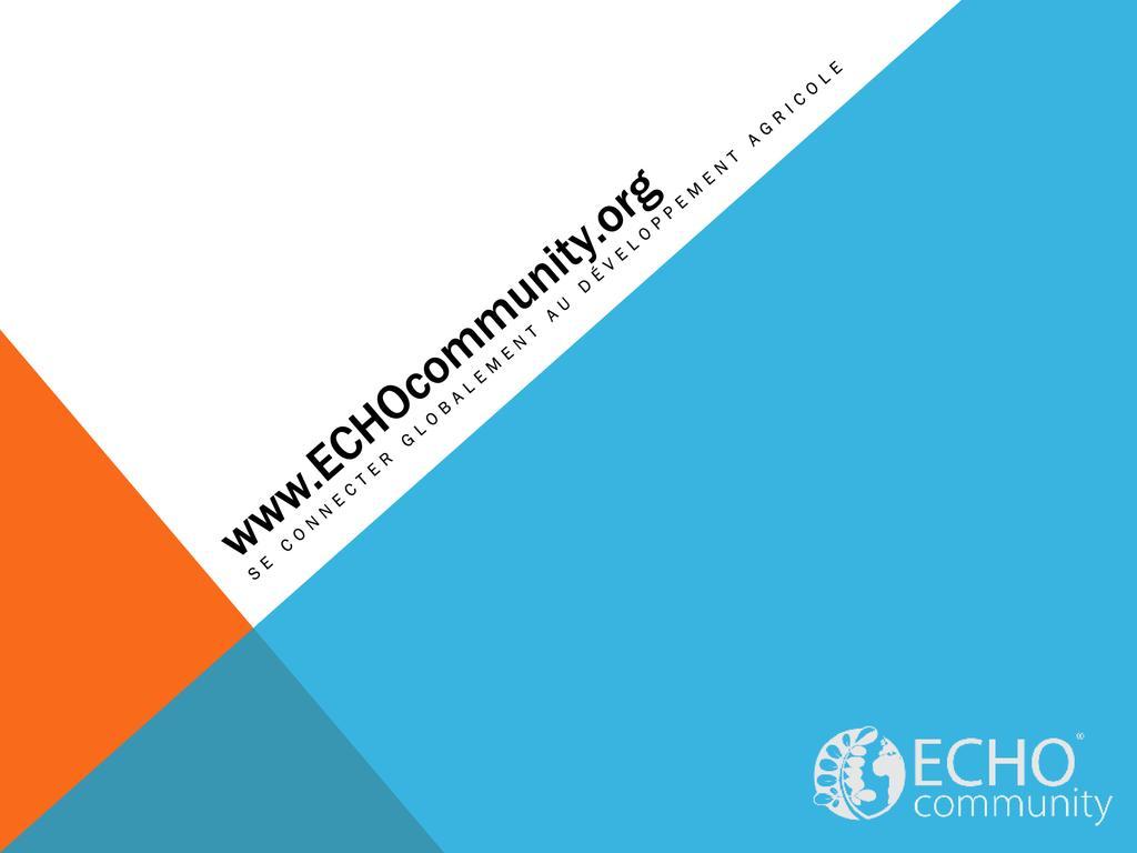 ECHOcommunity
