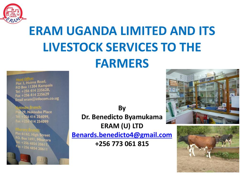 Progress on East Coast Fever Vaccination in Uganda