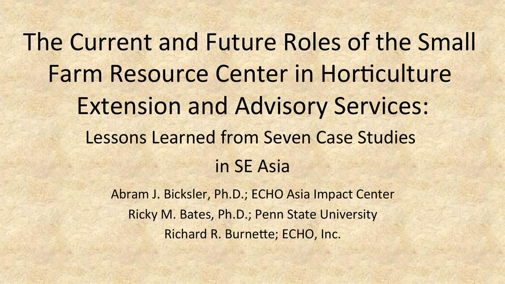 Example eiac poster session presentation  0