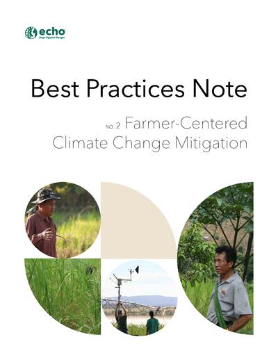 BPN #2 - Farmer-Centered Climate Change Mitigation