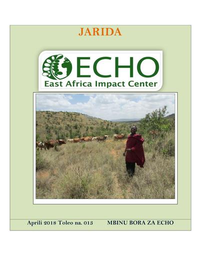 East africa newsletter issue 13  0