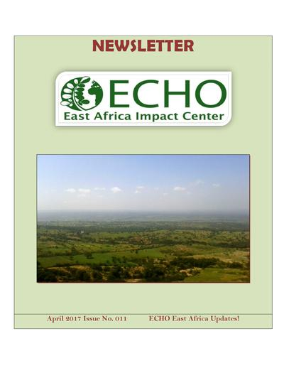 Echo east africa newsletter issue 11  0