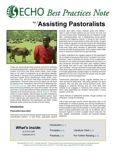 Bpn 3 assisting pastoralists  0