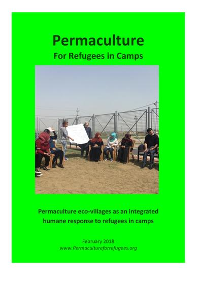Permaculture for refugees in camps  0