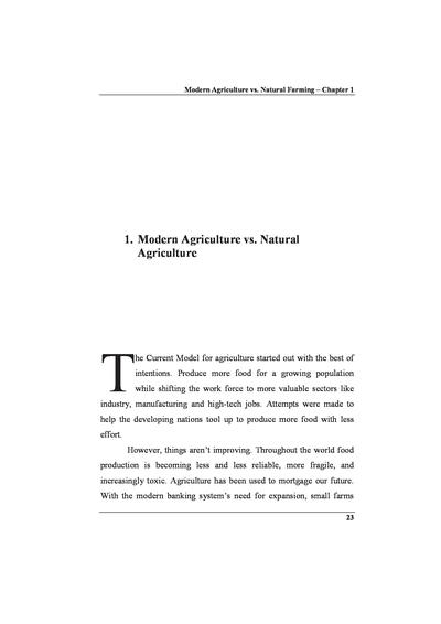 Sustainable agriculture book 1 modern agriculture vs natural agriculture thumbnail 0