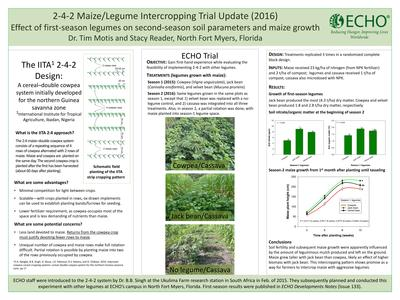 Ern 5 2 4 2 maize legume intercropping trial update 2016 thumbnail 0