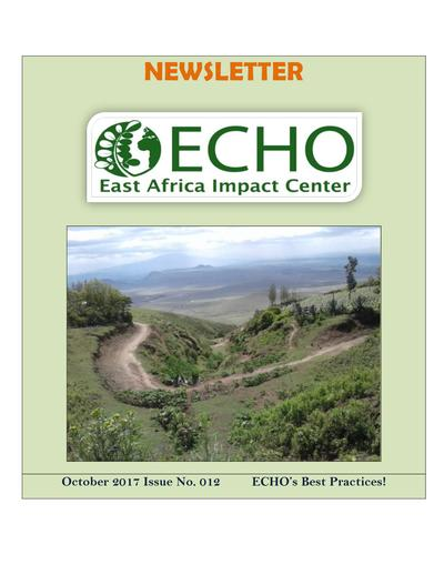 Echo east africa newsletter issue 12  0
