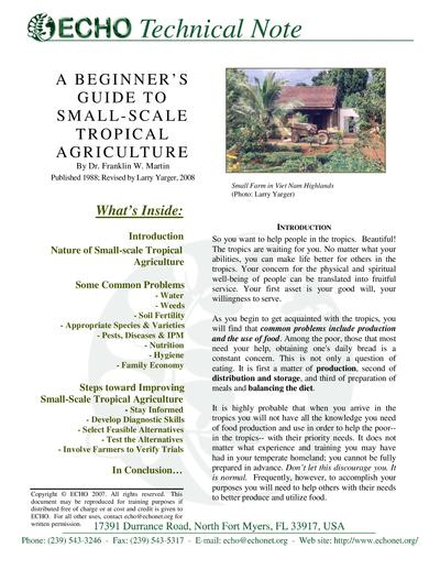 Tn 16 a beginners guide to small scale tropical agriculture thumbnail 0