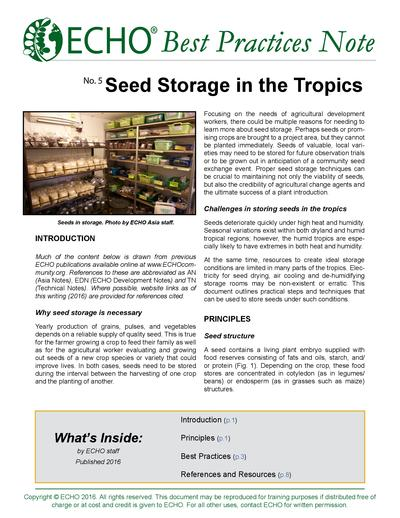 Bpn 5 seed storage in the tropics thumbnail 0